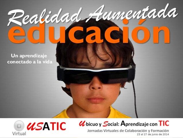 Un aprendizaje conectado a la vida educación