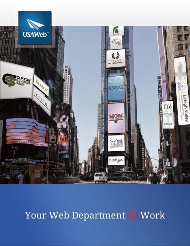 Usaweb profile