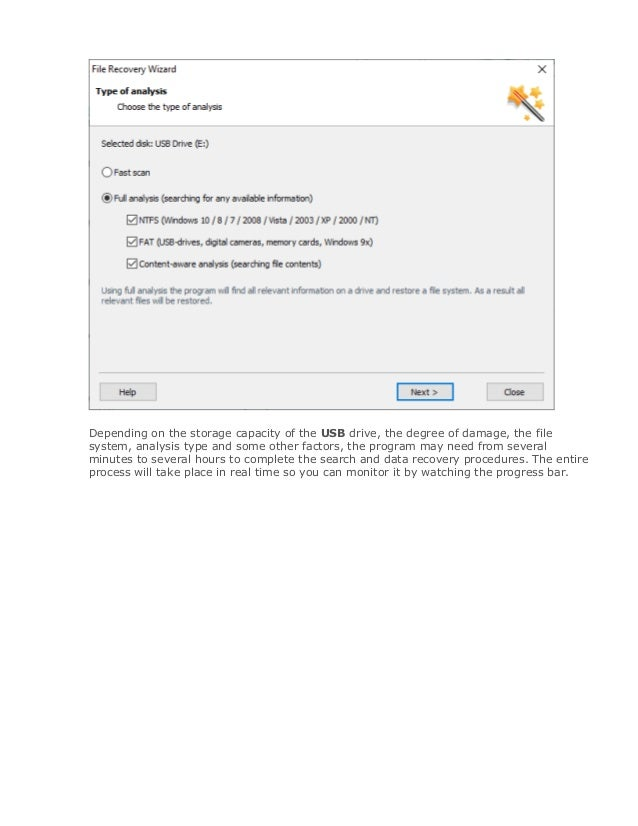 USB Drive Errors and Recovering Data From a Damaged or Non