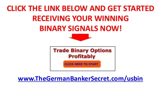 Binary options winning tips and strategies