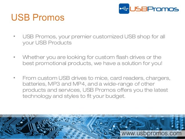 Usb promos ppt thecheapjerseys Gallery