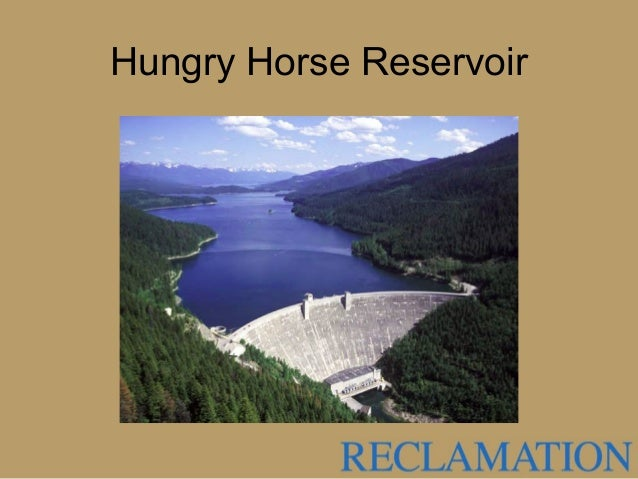 USBR 2013 Operations for Western Montana Reservoirs