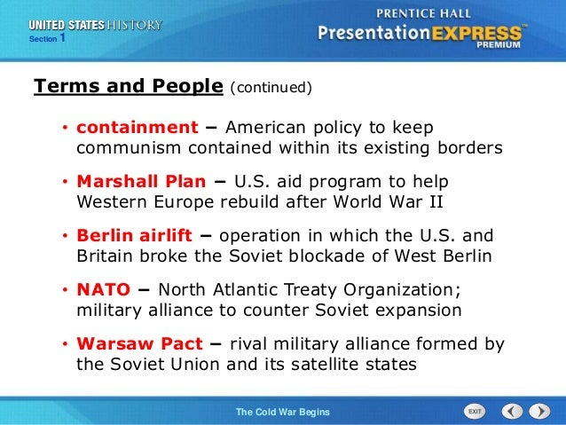 Soviet domination eastern europe cold war