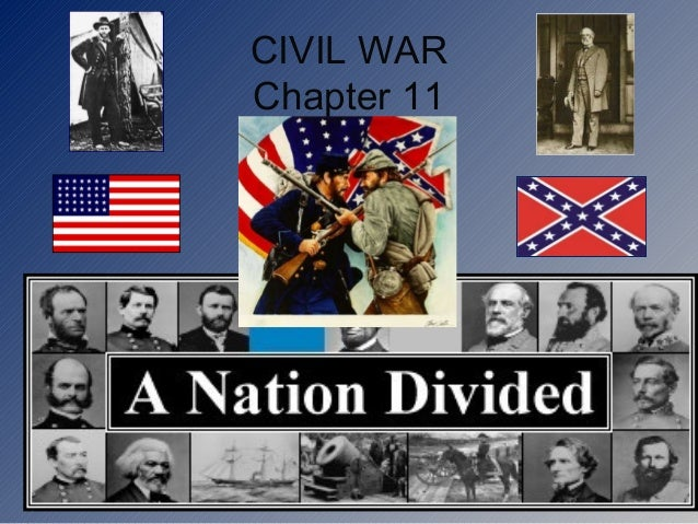 CIVIL WAR Chapter 11