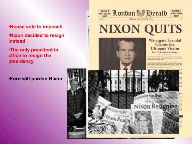 Richard nixon term papers