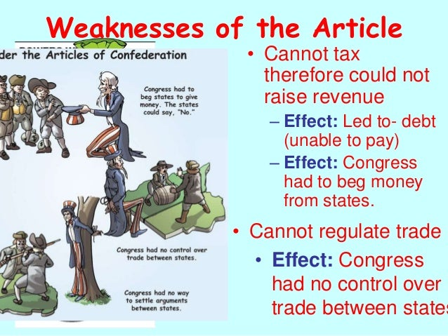 problems with the us constitution