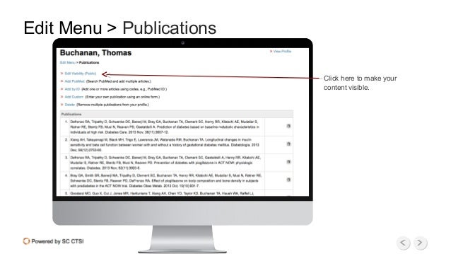 Click here to make your content visible. Edit Menu > Publications