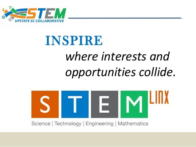 INSPIRE where interests and opportunities collide.