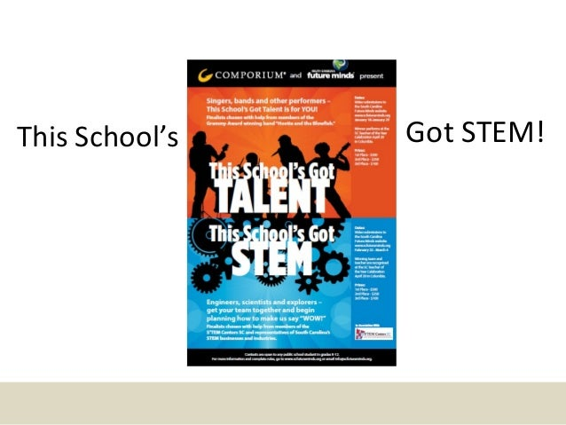 This School's Got STEM!