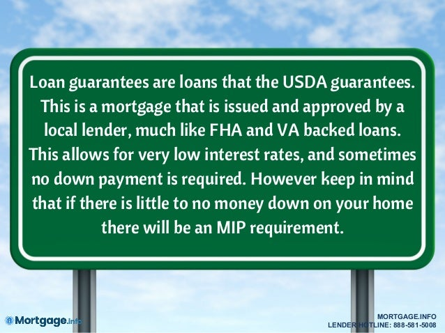 Usda loan for Usda approved builders