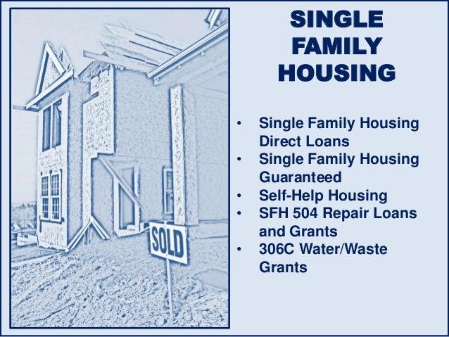 Usda rural housing single family housing guaranteed loan for Rural housing loan utah