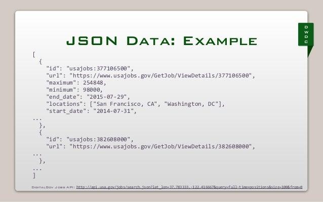 Json Processing In The Database Using Postgresql 94 Data Wrangler