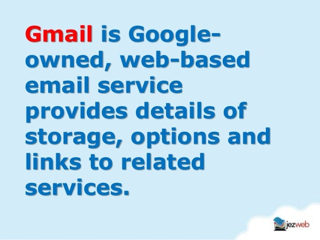 Use Gmail to send but display your domain email address Slide 2