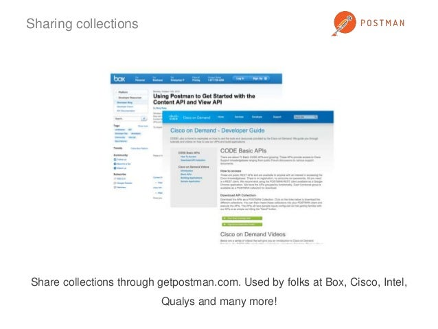 40+ tips to use Postman more efficiently