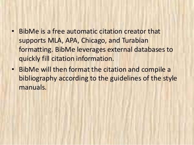 free citation creator