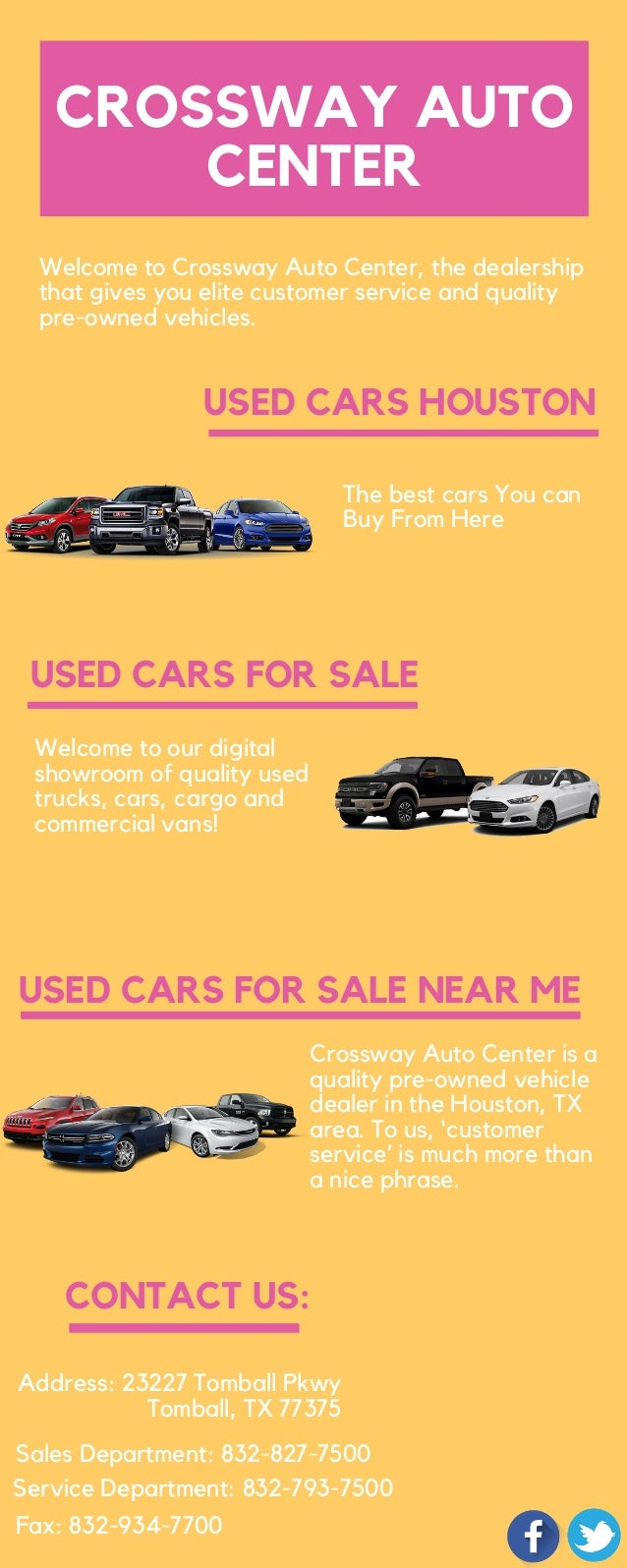 Houston Used Auto Sales >> Used Cars For Sale In Houston