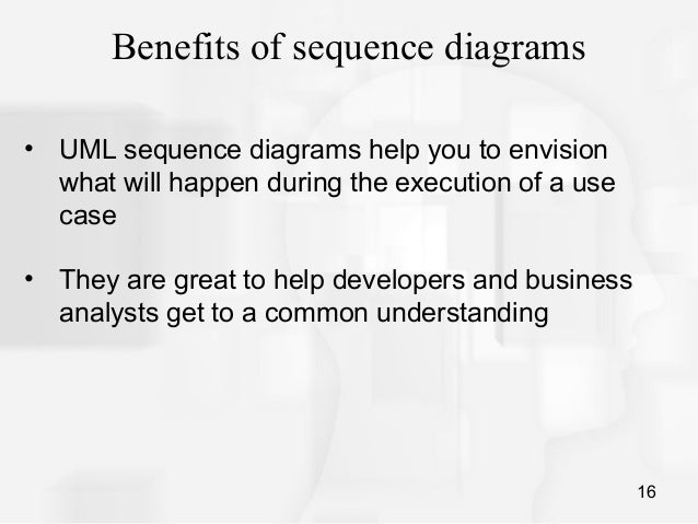 Sequence diagram benefits search for wiring diagrams use case diagram and sequence diagram rh slideshare net activity diagram data flow diagram ccuart Choice Image