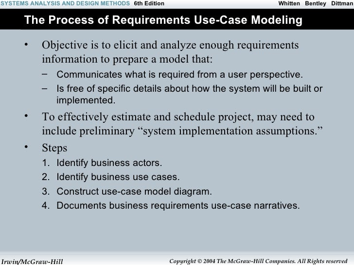 demarcos systems analysis method Method for computer-supported learning systems that guarantees the quality of the development this specific analysis method can facilitate the learning object reusability and minimize the rele- vance of the expertise in the development of learning resources.