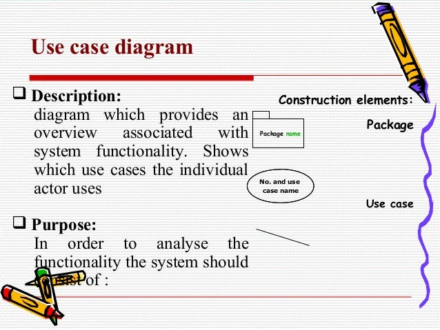 How to and where to use case diagrams use case diagram description ccuart Images