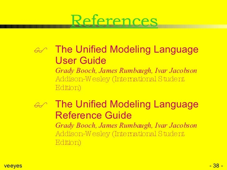 PPT - Unified Modeling Language* PowerPoint Presentation ...