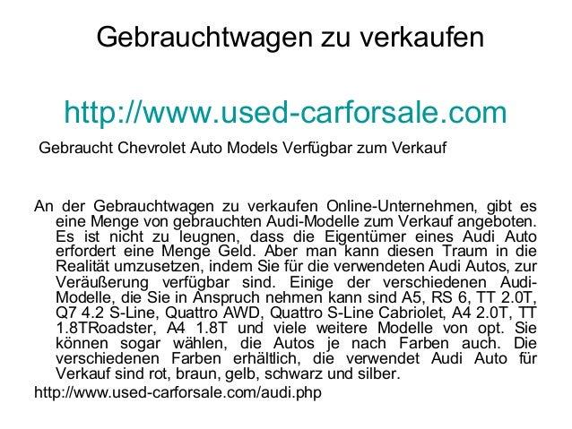 Gebrauchtwagen zu verkaufen http://www.used-carforsale.com Gebraucht Chevrolet Auto Models Verfügbar zum Verkauf An der Ge...