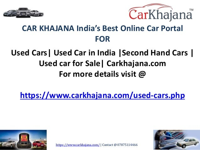 Used Cars Used Car In India Second Hand Cars Used Car For Sale