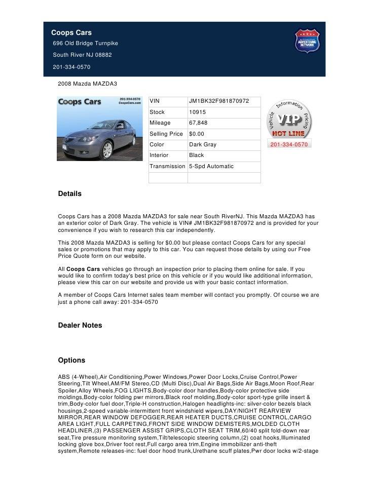Used Cars For Sale Old Bridge Nj
