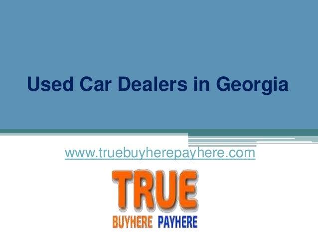 used car dealers in georgia truebuyherepayhere. Black Bedroom Furniture Sets. Home Design Ideas