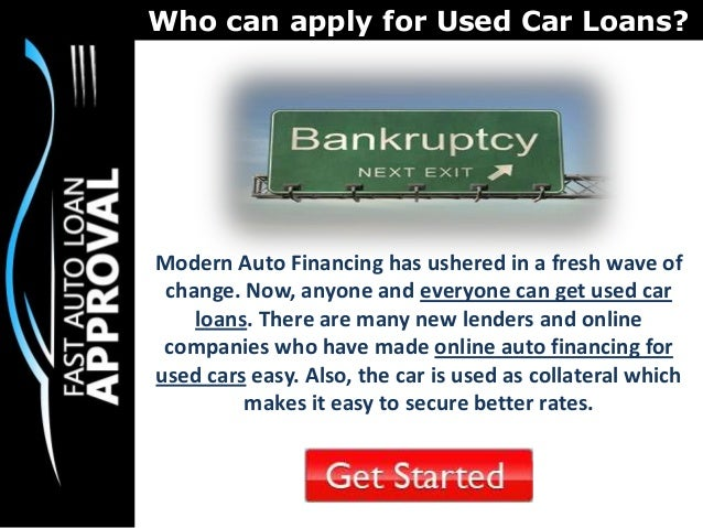 auto loans after bankruptcy for used cars why used car is better fo. Black Bedroom Furniture Sets. Home Design Ideas