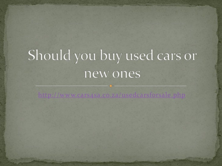 http://www.cars4sa.co.za/usedcarsforsale.php
