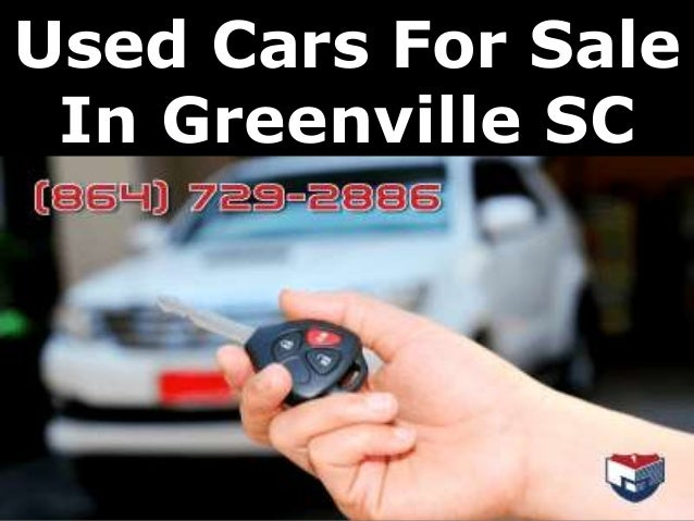 Used Cars Greenville Sc >> Used Cars For Sale In Greenville Sc