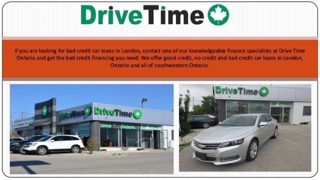 Drive Time Cars >> Used Cars London Ontario