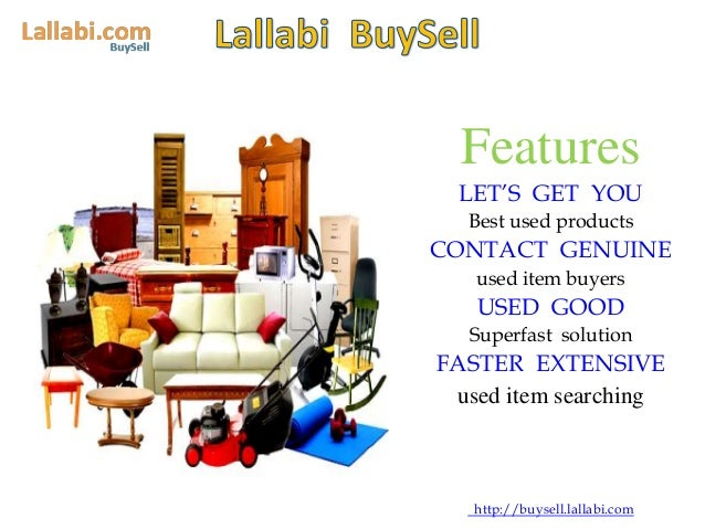 used items to buy sell second hand products for sale. Black Bedroom Furniture Sets. Home Design Ideas