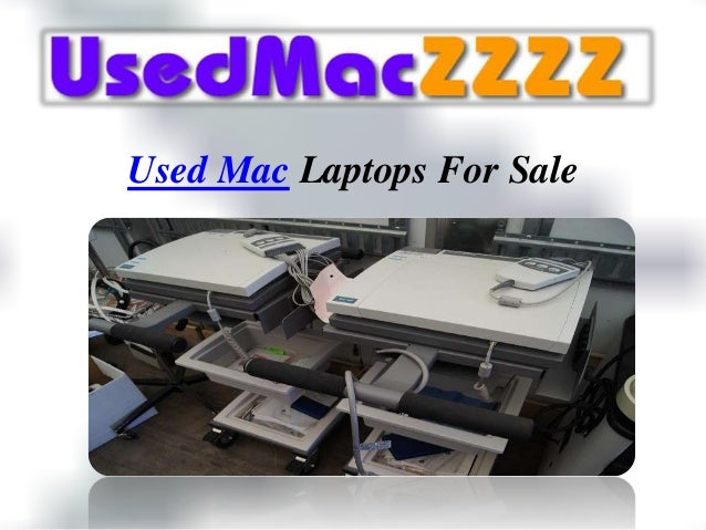 Used Mac Laptops For Sale
