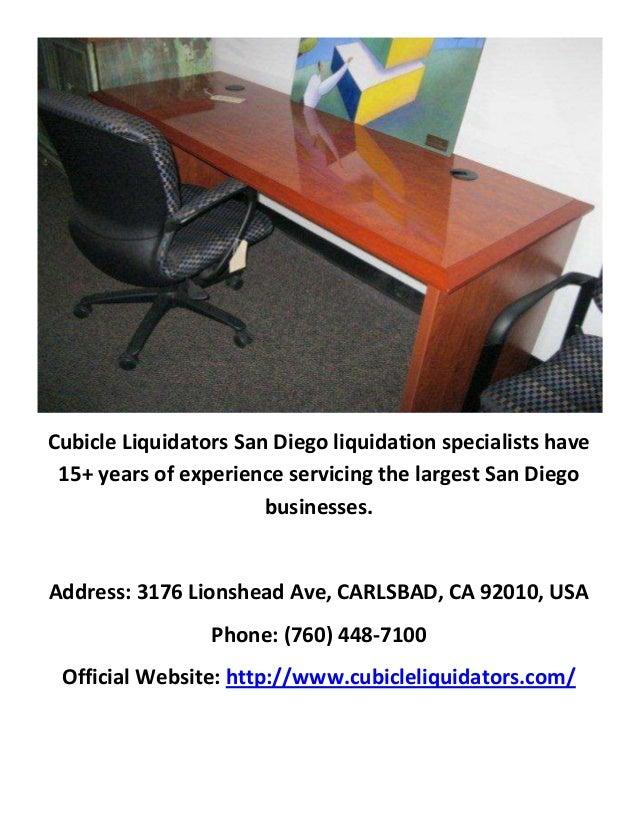 Cubicle Liquidators Used Office Furniture In San Diego Ca