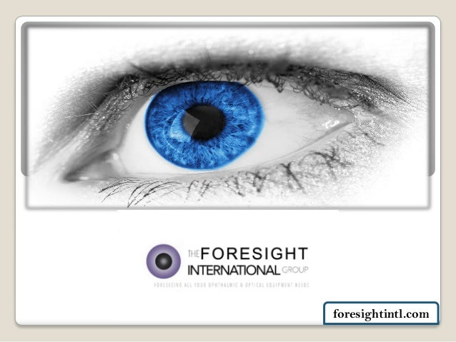 Ophthalmic equipment suppliers | foresightintl com