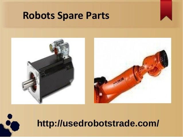 Robots Spare Parts