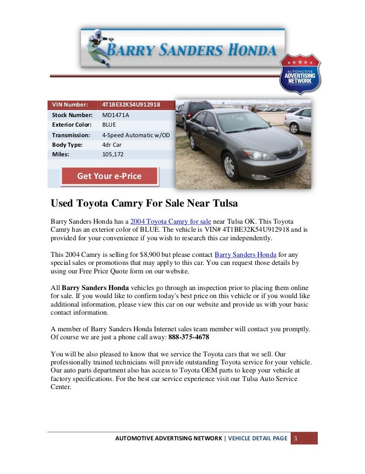 West Herr Toyota >> Used toyota camry for sale near tulsa