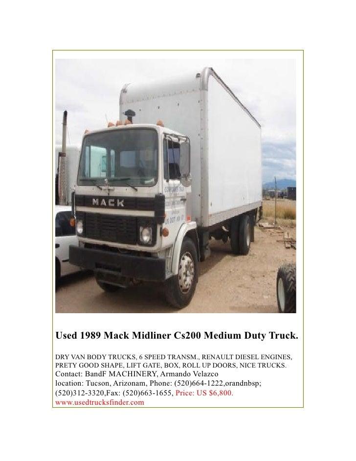 Used Trucks For Sale Dump Trucks And Semi Trucks For Sale