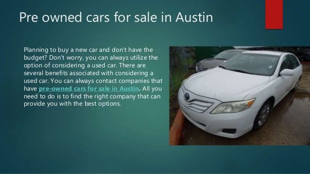 Used Cars San Francisco >> Used Vehicles For Sale In San Francisco