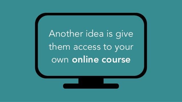 You can include any type of media in your course Video, audio, PDF and slides