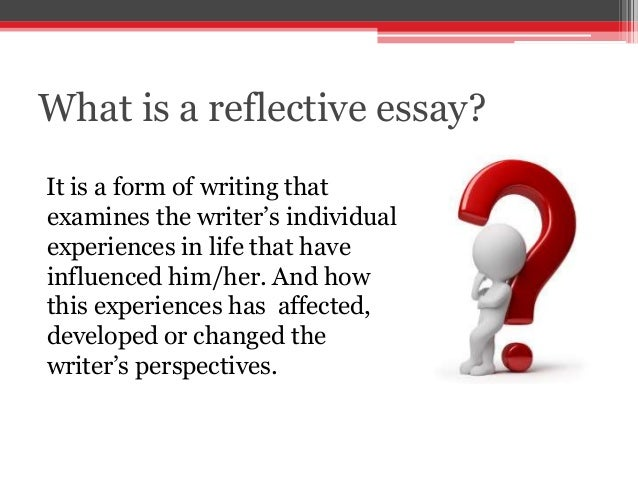 essay on writing