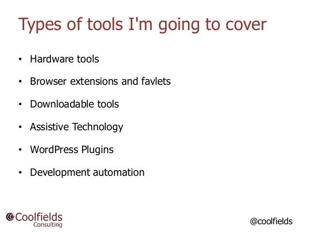 Useful Accessibility Tools Slide 3