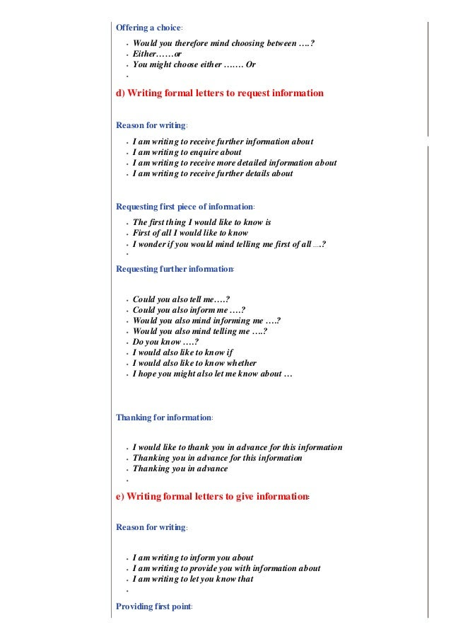 Useful phrases how to wr letters vktg english further suggest secondly 3 spiritdancerdesigns Choice Image