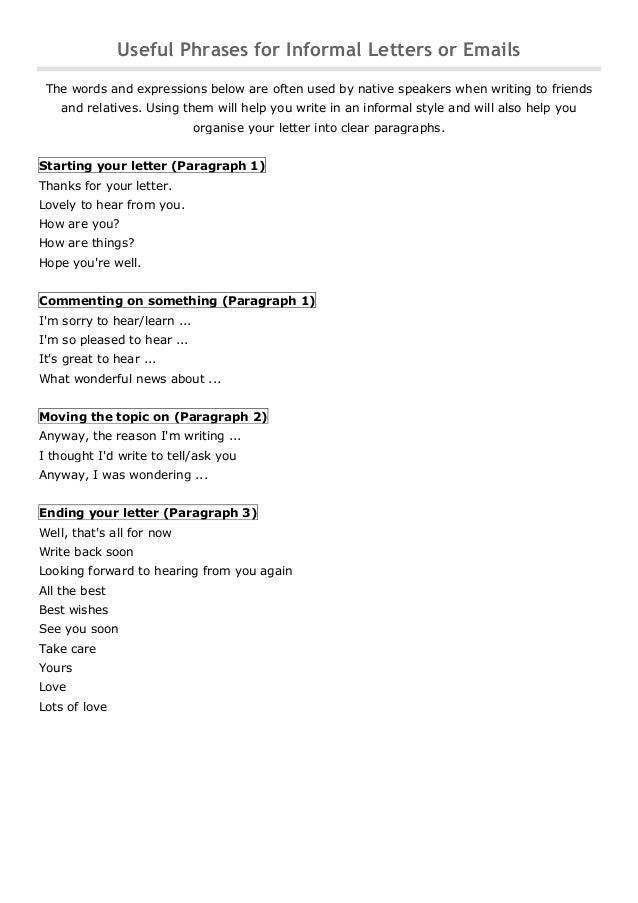 Letter Ending Phrases Heartpulsar