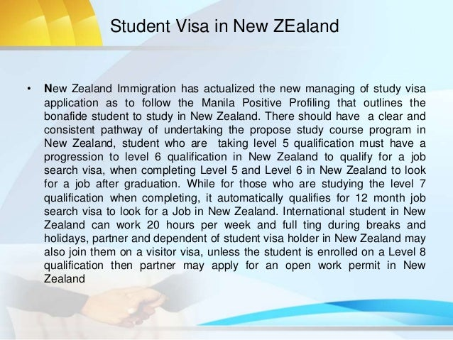 Useful tips for student visa applicant in new zealand useful tips for student visa in new zealand visaonlineassistance 2 spiritdancerdesigns Image collections