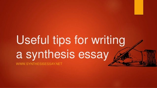Tips On Writing A Synthesis Essay - image 10