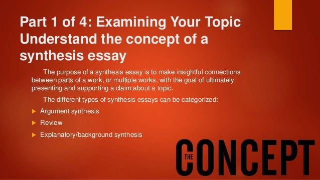 Useful Tips For Writing A Synthesis Essay  Essay  Proofread Your Paper