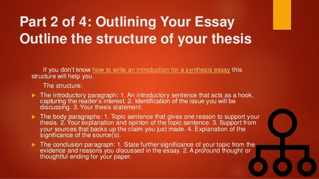 useful tips for writing a synthesis essay 6