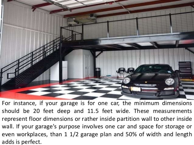 5. Get Easy Tips for Car Garage Plans